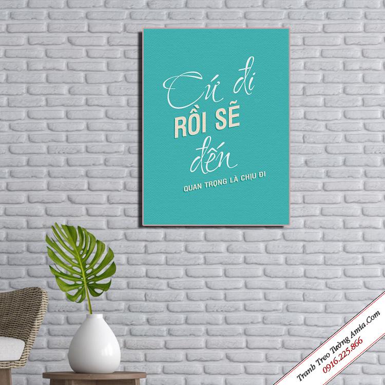 tranh canvas treo van phong hai huoc cu di roi se den