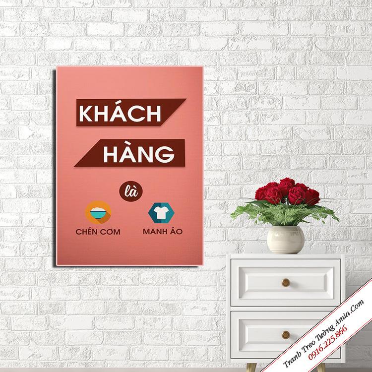 tranh van phong treo tuong hai huoc khach hang la chen com