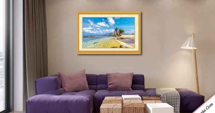 tranh phong canh phu quoc treo tuong dep